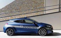 La Mégane RS remplace les Subaru de la gendarmerie