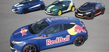 La Megane RS se met aux couleurs de la F1