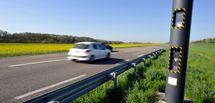 La cour des comptes interpelle sur la politique de sécurité routière.