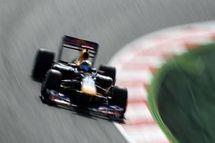 Pôle position pour Mark Webber