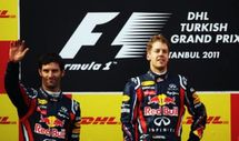 Victoire de Sébastian Vettel