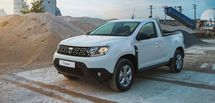 Dacia dévoile son Duster version pick-up