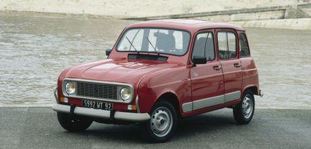 Il y a 60 ans, Renault présente un futur best-seller: la R4