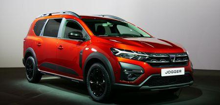 Avec Jogger, Dacia passe à l'hybridation