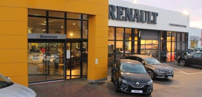 Plombé par la crise, Renault annonce une perte de 8 milliards d'euros