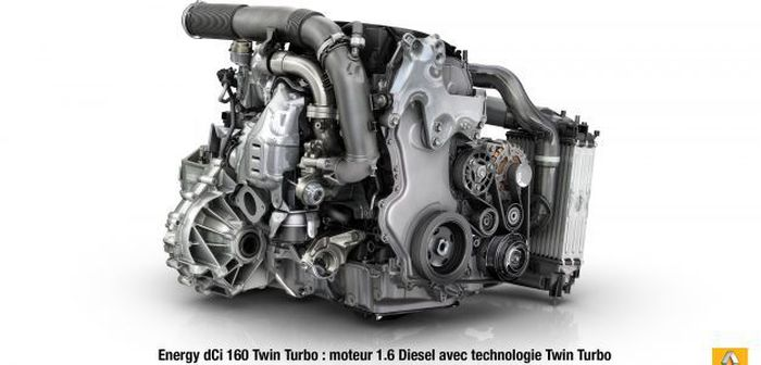 R9M Twin Turbo (dCi 160)