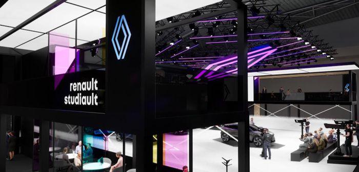 La nouvelle Renault Mégane E-Tech Electric présentée à Munich