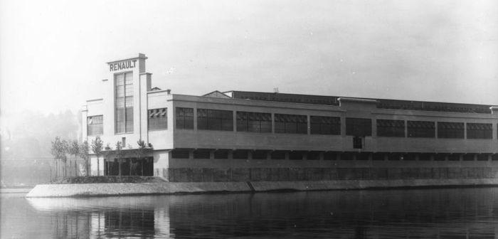 4. Renault traverse la crise sans frémir (1929 - 1939)
