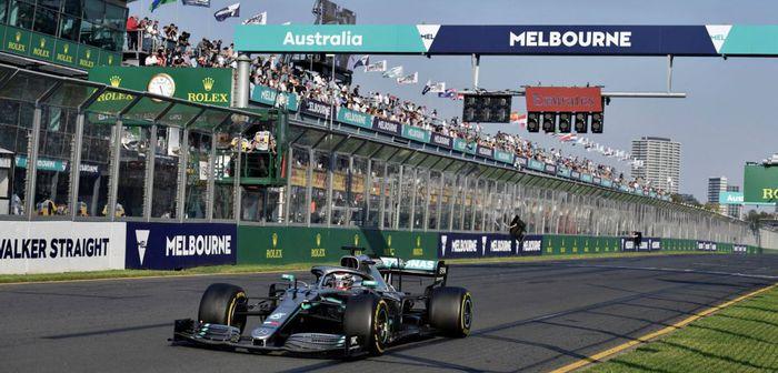 Pas de Grand Prix de F1 et moto cette année en Australie