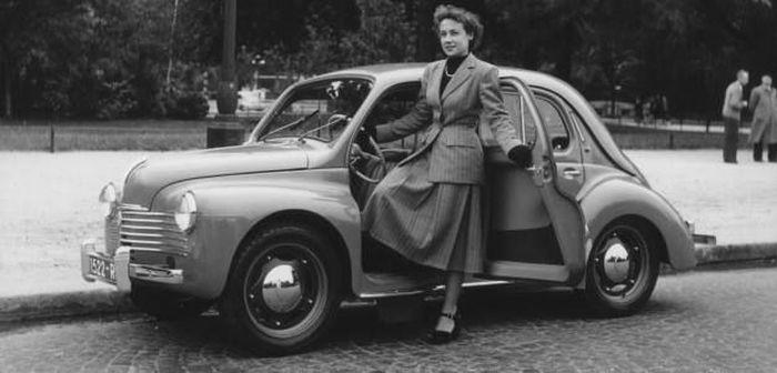 4 CV (1947 - 1961)