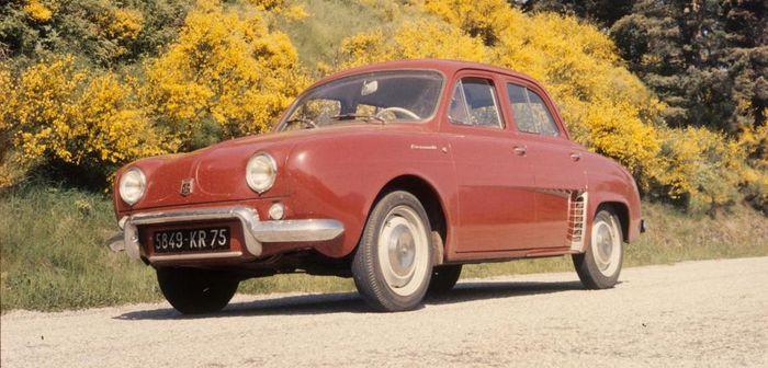 DAUPHINE : 1956-1967