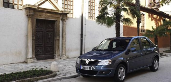 Dacia, groupe Renault (1999-...)