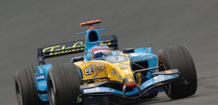 Renault prévoit une petite surprise pour le GP d'Abu Dhabi