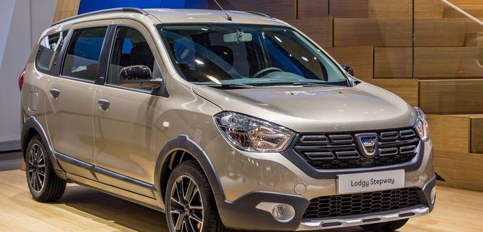 Le Dacia Lodgy remplacé par un SUV dès 2021