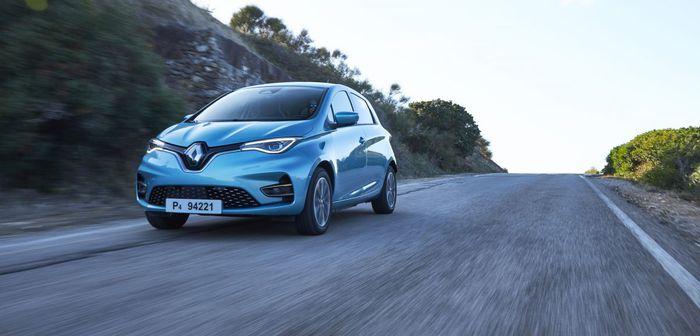 Renault : leader incontestable du marché de l'électrique