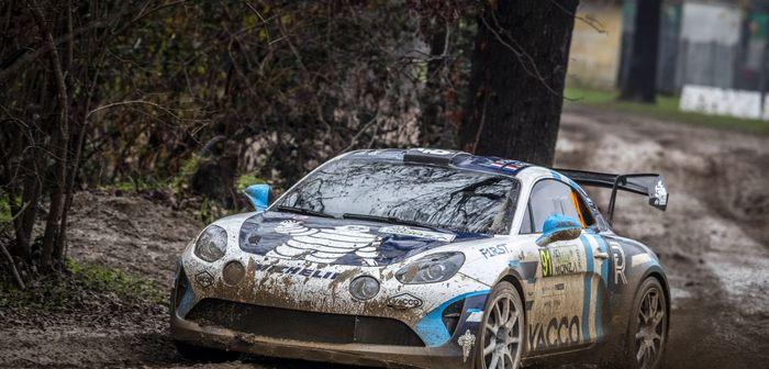 ACI Rally Monza : Alpine vainqueur dans la catégorie FIA R-GT