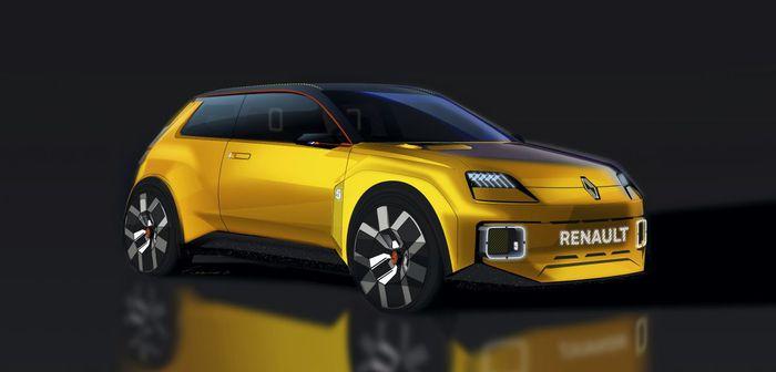 Renault veut baisser le coût à l'achat de la future R5