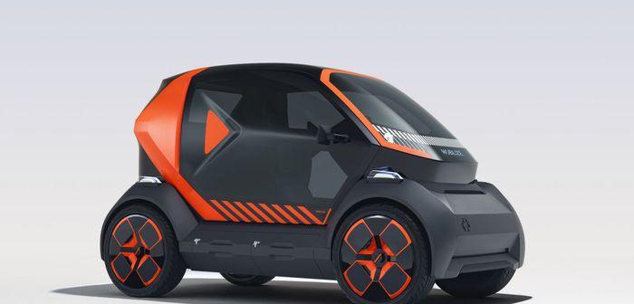 Renault Mobilize EZ-1 Prototype (2023)