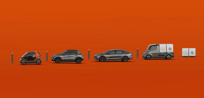 Mobilize: DUO, BENTO et HIPPO, futures Renault dédiées à la mobilité