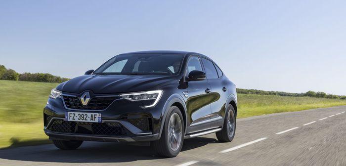Le Renault Arkana se décline désormais en version full hybride