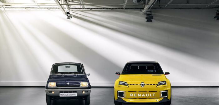 Renault 5 Prototype : Comment a-t-elle été réinterprétée ?