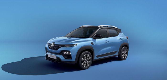 Renault dévoile son nouveau SUV, le Kiger
