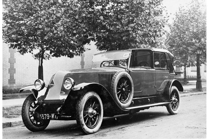 3. La reconstruction de Renault pendant les années folles (1919-1928)