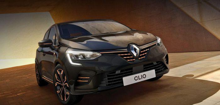La Renault Clio en édition limitée Lutecia disponible à la commande