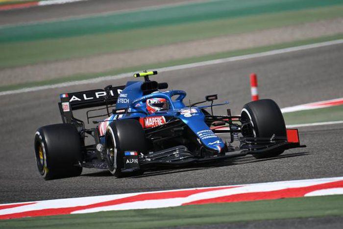 F1 : Verstappen taille patron, Alpine lance sa saison