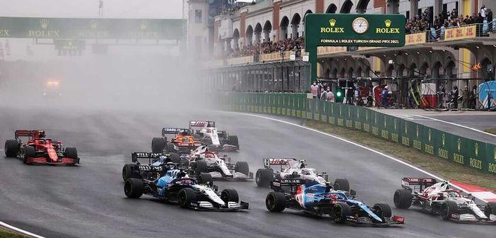 GP F1 Turquie : Victoire de Valtteri Bottas, Verstappen nouveau leader