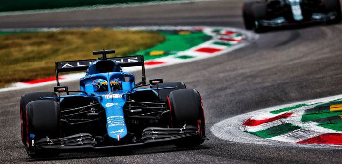 Grand Prix F1 Monza : Doublé historique pour le clan McLaren