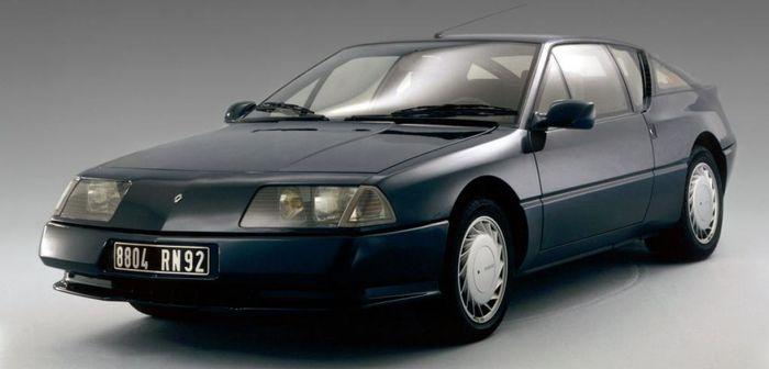 Alpine GTA (84-91)