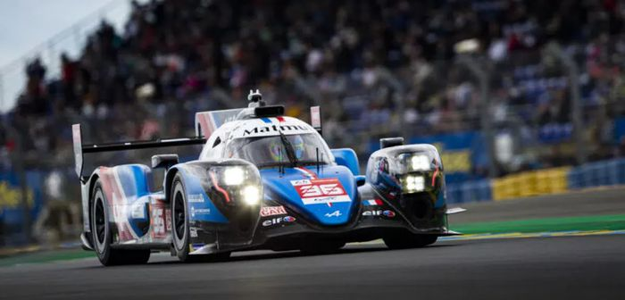 24H du Mans : Toyota en pôle, Alpine 3e
