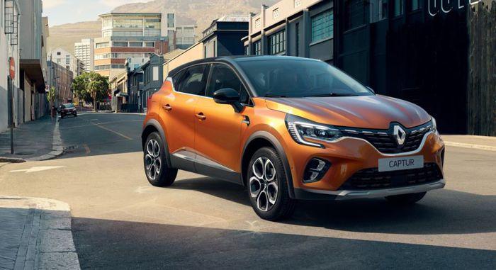 Renault Captur : un nouveau bloc hybride intégré
