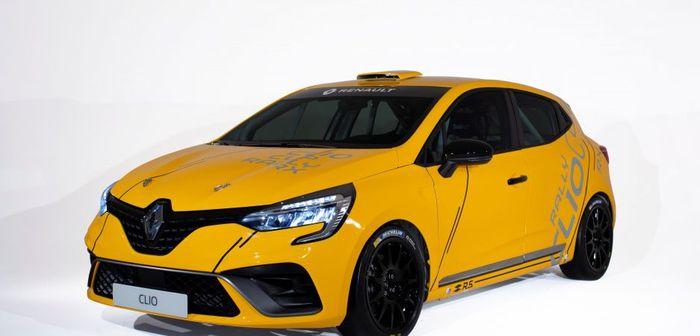 Clio CUP, Rallye et RX