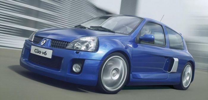 Clio II V6 ph2 (2002-2005)