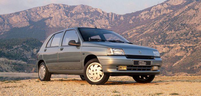Clio 1 (1990-1999): la muse de Renault