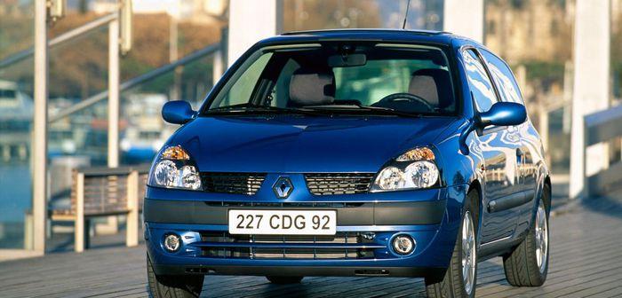 Clio II ph 2