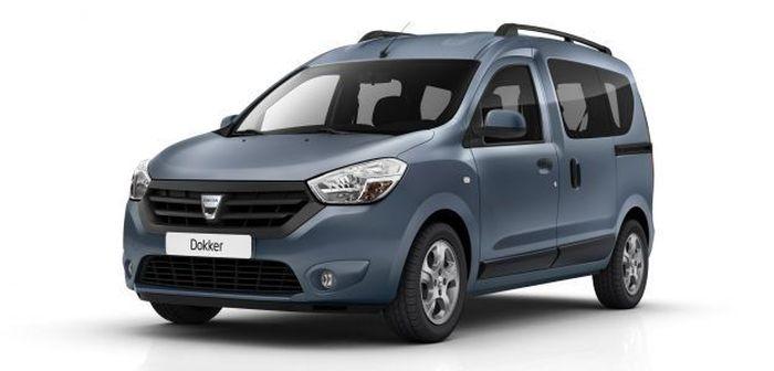 Le Dokker Van à 69 euros par mois