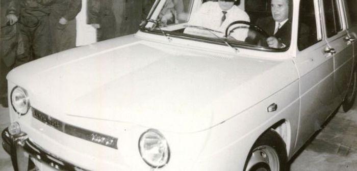 Les débuts de Dacia (1968-1998)