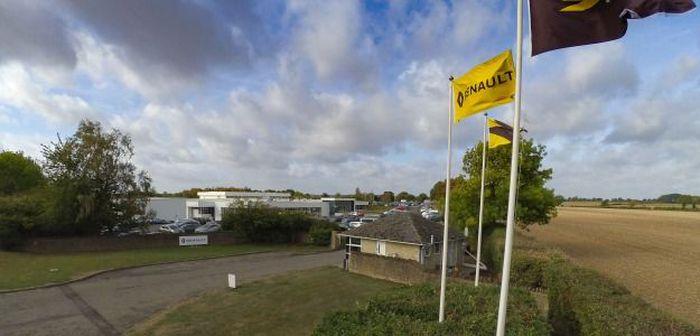 Visite Renault F1: Enstone