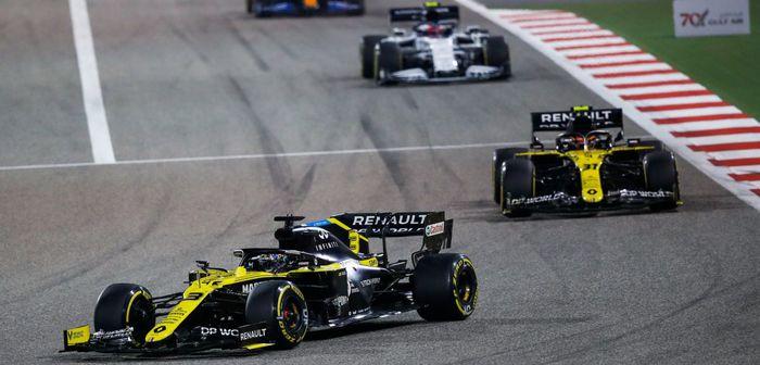 Grand Prix Barheïn : déception totale pour le clan Renault