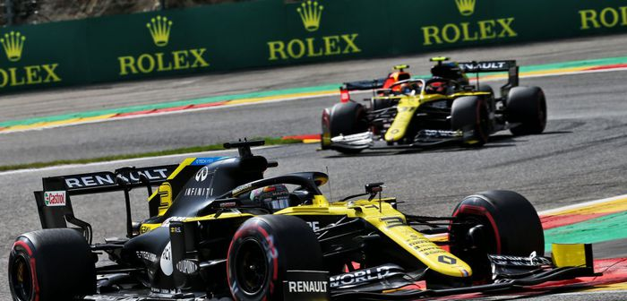 Le retour du duo Williams-Renault ?
