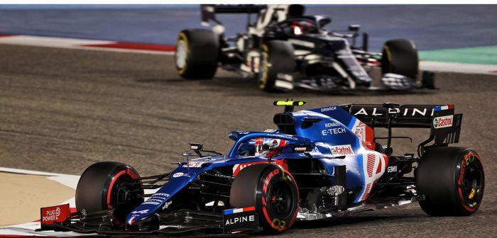 Une saison de transition en vue pour Alpine F1 ?