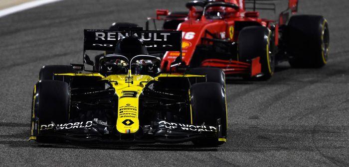 GP F1 Sakhir : Ocon sur le podium !