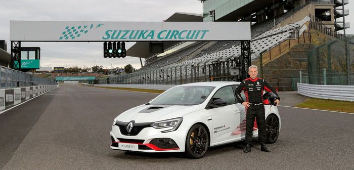Nürburgring, Suzuka, Spa: La Mégane RS Trophy R enchaîne les records