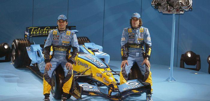 Premier titre constructeur (2005)