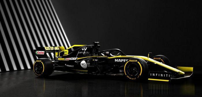 Renault R.S.19: Présentation