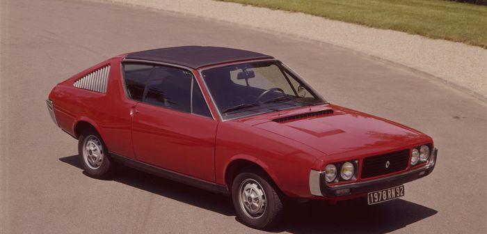 Renault 17 - Renault 15 (1971-1979)