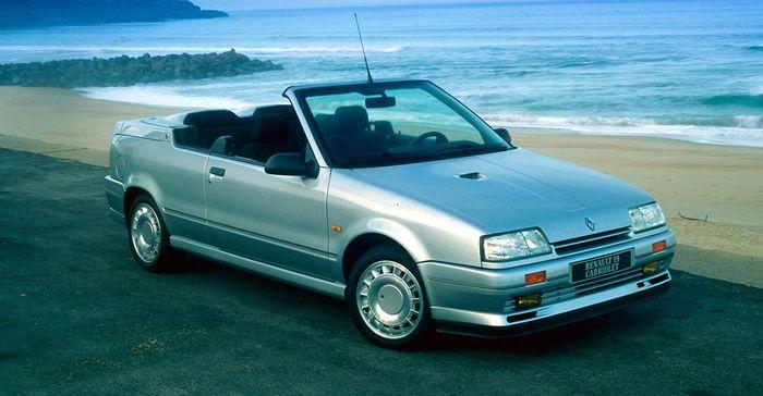 R19 Cabriolet (1991 - 1997)